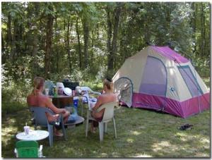 Nudist-Camping