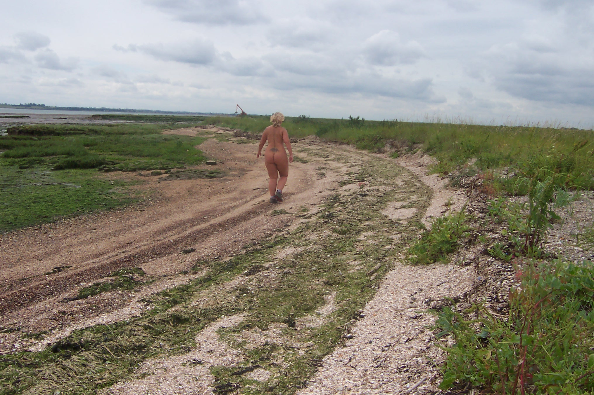 Essex nudist beach
