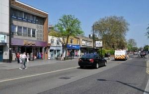 Brentwood High Street Essex