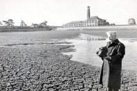 1976 drought scene in