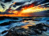 rough_sea_at_sunset-969012